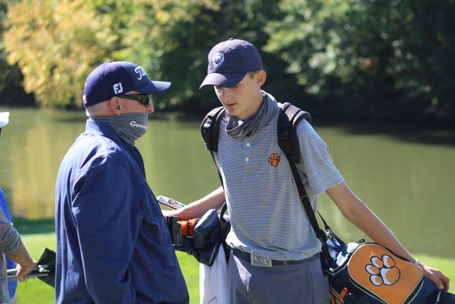 Sophomore Nick McMullen's growth this season has been instrumental to Galion's success.