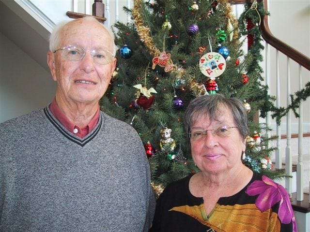 Donald Glower and his late wife, Betty, have an engineering scholarship in their name at Ohio State University. It is available to students from Richland and Crawford counties.