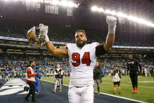The 49ers' Solomon Thomas is familiar with the toll of mental health issues; his sister committed suicide and he subsequently battled depression.