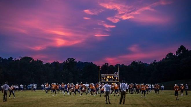 Dickson County football: New coach Greg Burns building culture