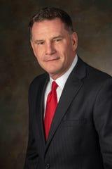 Ken Iglesias, senior vice president of commercial banking for Centennial Bank