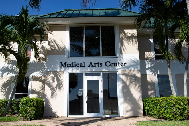 The Medical Arts Center is pictured, Thursday, Oct. 8, 2020, on 1310 San Marco Rd., Marco Island.
