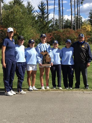 South Lyon earned its ninth straight regional title Thursday.