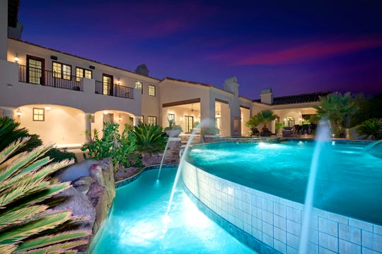 Shikhar and Kristin Saxena purchased this Scottsdale DC Ranch estate for over $3 million. Michael and Robin Matzek were the sellers.