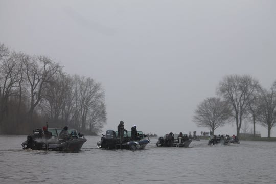The National Walleye Tour kicked off their 2020 season just a few weeks ago in Oconto, Wisconsin, on Sept. 23, which was then followed up with stops in Sault Ste. Marie, Michigan, and Garrison, North Dakota.