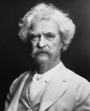 """Mark Twain is regarded as America's greatest humorist and """"the father of American literature."""" In 1879, he parodied a bid for the highest office of the land in words that may have relevance today."""