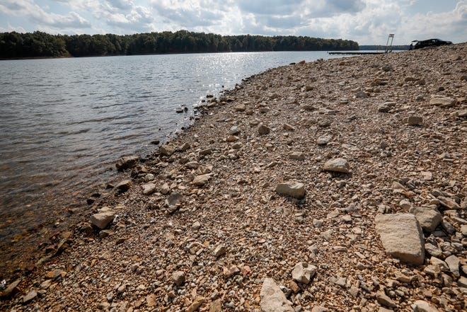 City Utilities will begin pumping water from Stockton Lake to Fellows Lake (pictured) due to severe drought conditions in Springfield.