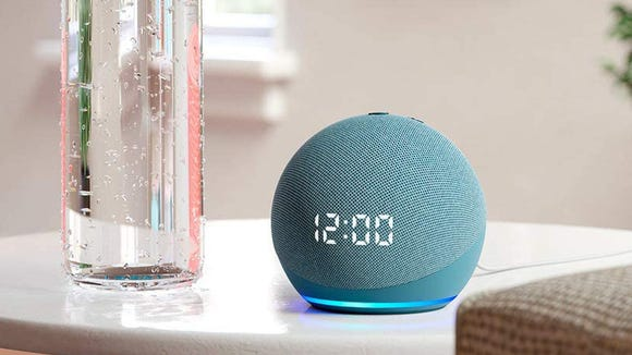 Stock up to save on the new Amazon Echo Dot.
