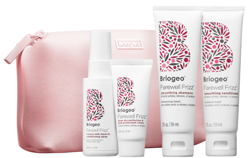 The best gifts for travelers: Briogeo Hair Travel Set