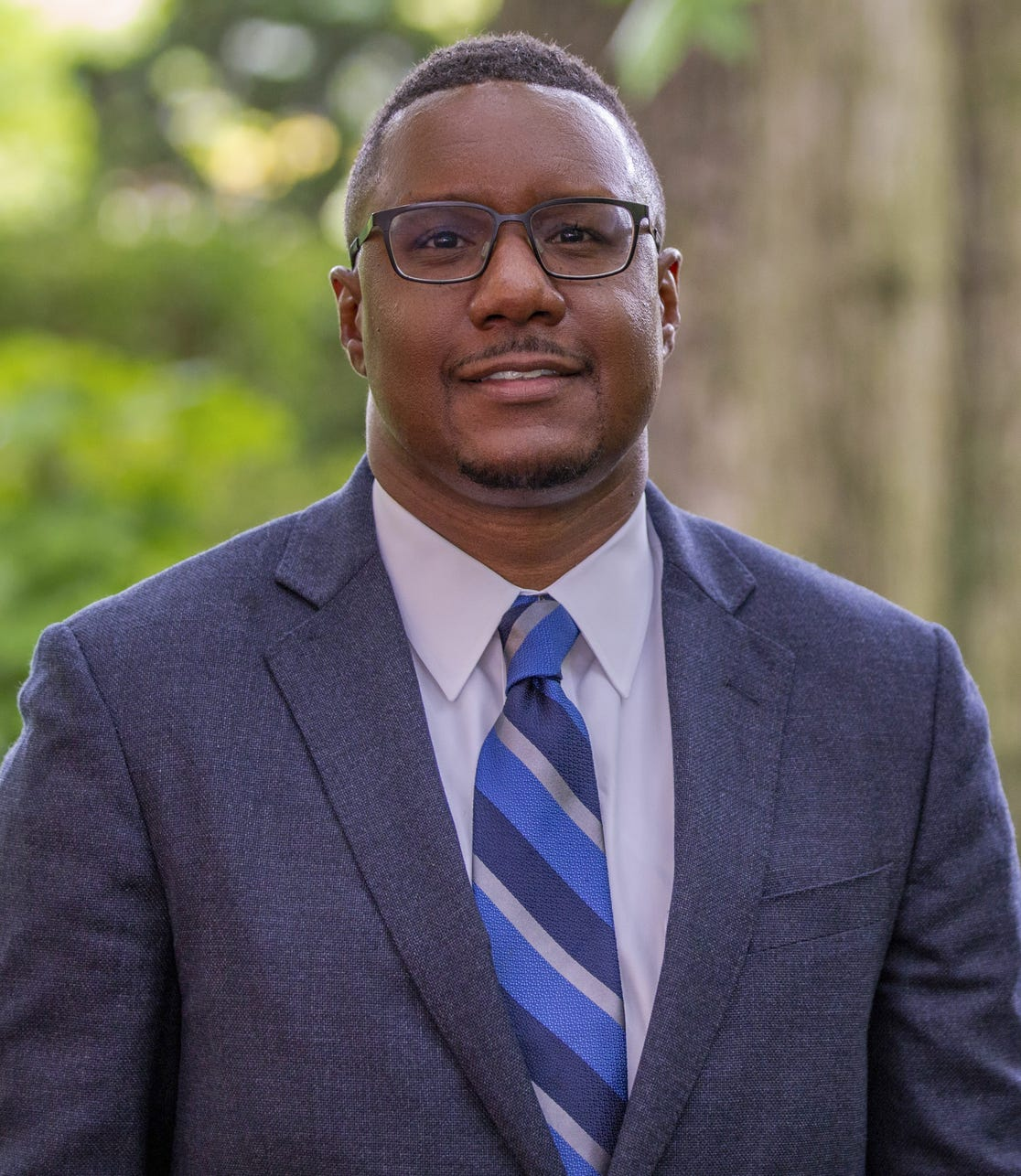 Clarence Lang didn't attend the Million Man March because he disagreed with its message. He became involved with the Black Radical Congress, which aimed to address systemic racism, and is now dean of Penn State University's College of the Liberal Arts.
