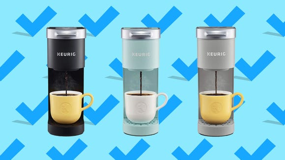 Coffee lovers won't want to miss this Prime Day deal on a mini Keurig.