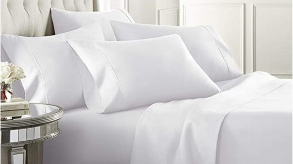Snuggle up with these highly-rated sheets.