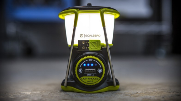 The best gifts for travelers: Goal Zero Lighthouse Mini Lamp