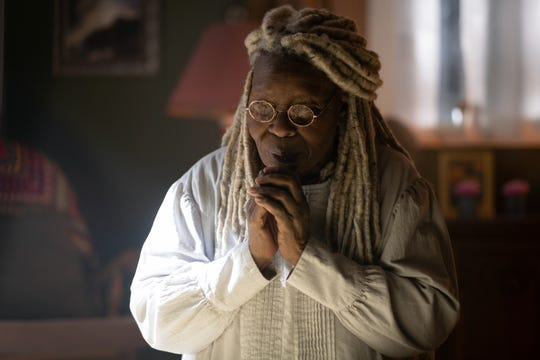 "Whoopi Goldberg stars as Mother Abigail, an old woman who brings together heroic survivors in CBS All Access' adaptation of Stephen King's ""The Stand."""