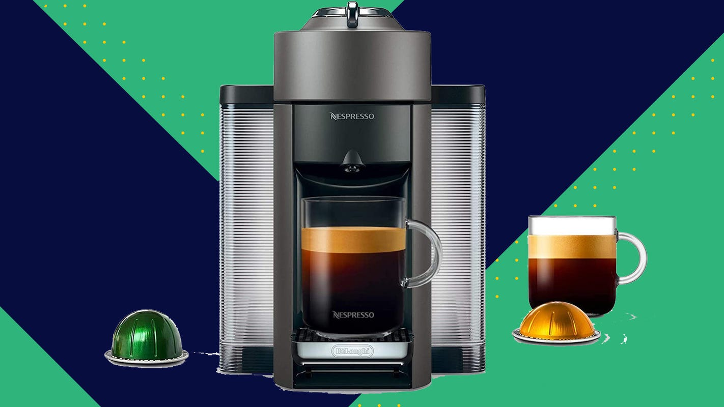 This coffee maker will blow your Keurig away—and it's over half off for Prime Day 2020