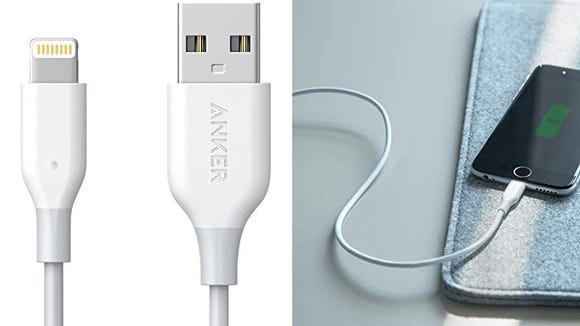 Best stocking stuffer ideas: Lightning Cable