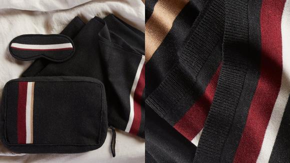 The best gifts for travelers: Parachute Merino Wool Travel Kit