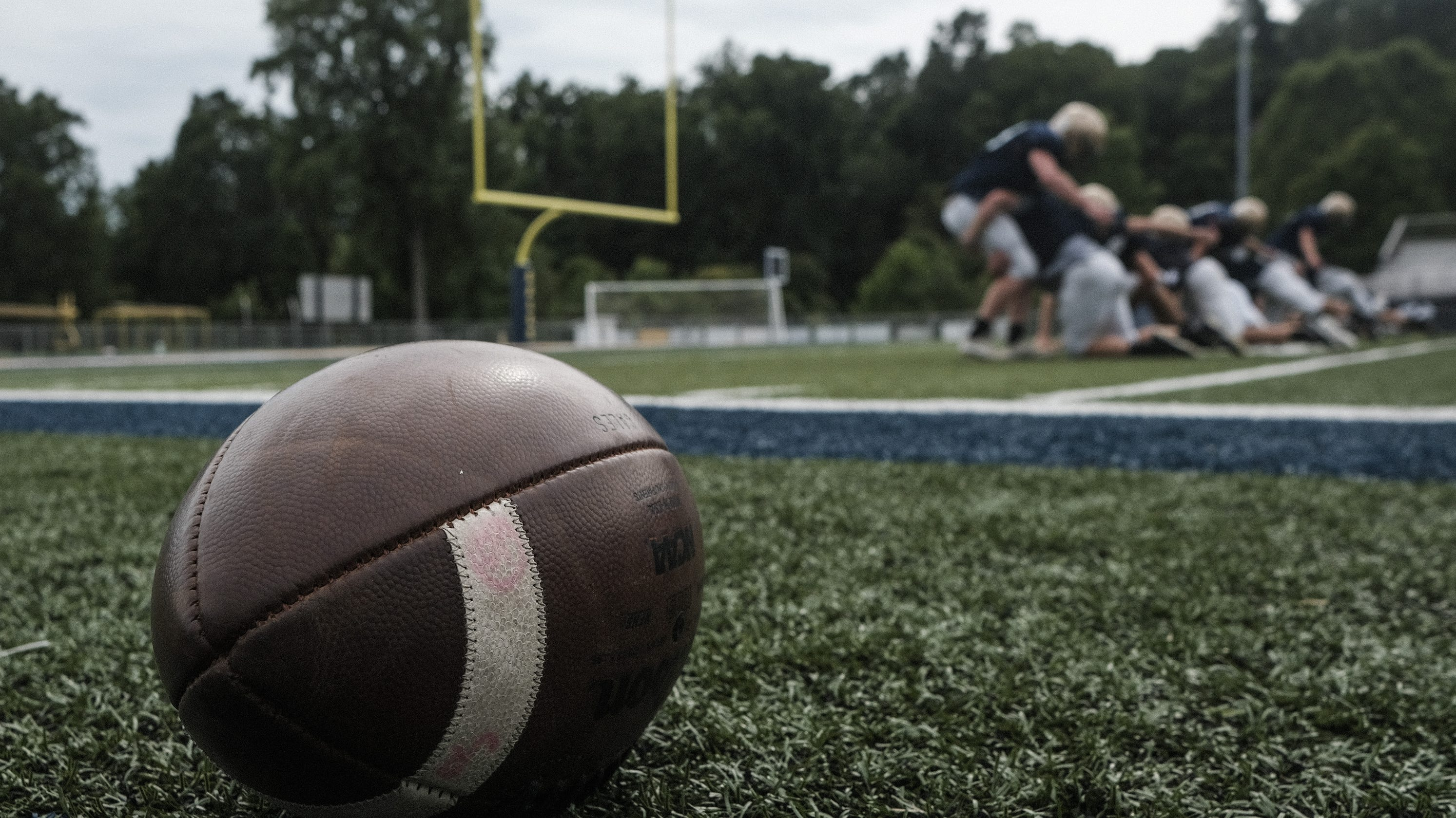 'Uh, Hernandez?': Men busted in high school athletics fundraising scam when they show up at coach's door
