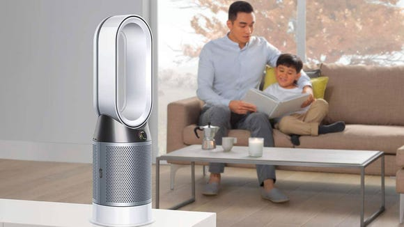 Amazon Prime Day 2020: Dyson Pure Hot+Cool HP04 purifying heater + fan