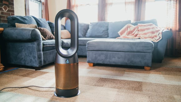 Best luxury gifts: Dyson Air Purifier