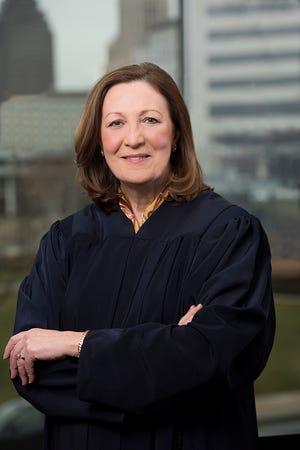 Ohio Supreme Court Justice Jennifer Brunner