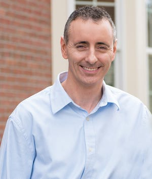 Rep. Brian Fitzpatrick is running for re-election in the 1st District of the U.S. House of Representatives.