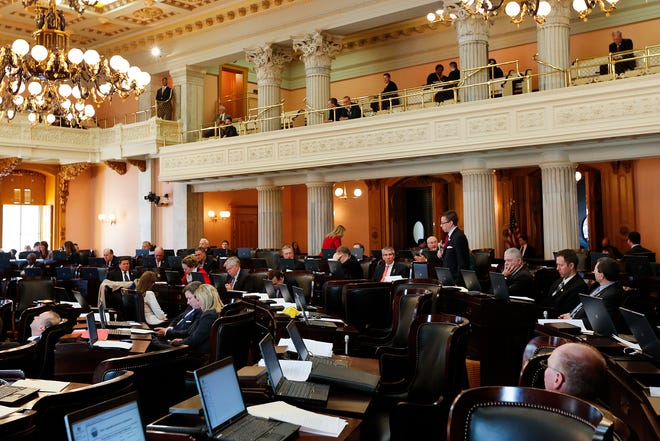 The Ohio House in action