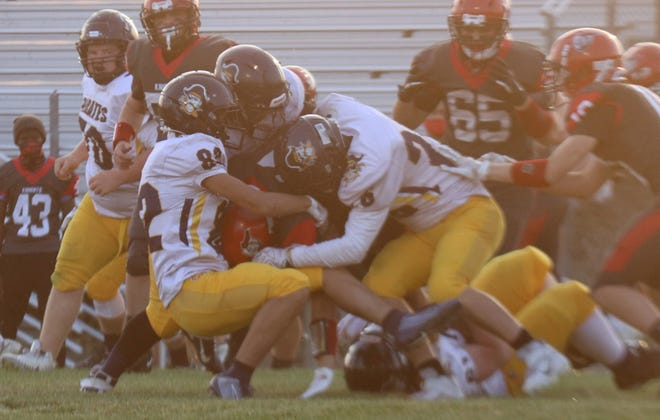 The Crookston football team is hoping to rebound from a 24-6 loss to West Central Area after having a bye week last week.