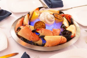 Stone crab platters will be available at PB Catch starting Friday. Florida's seven-month stone-crab season begins Thursday.