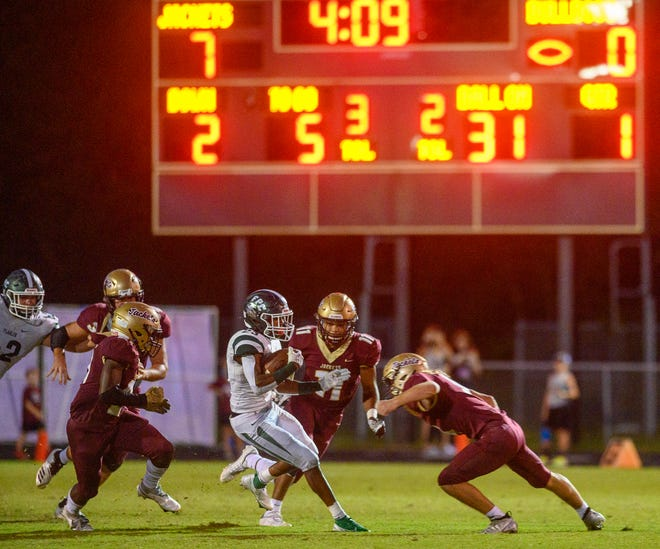 St. Augustine High's great football season was a testament to planning and scheduling, as players and coaches navigated the difficulties of playing and practicing in the era of COVID-19.