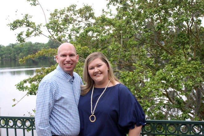 Stephen and Maureen Clayton of Coastal Concierge Service will host a  ribbon cutting on Oct. 12 at their home in Trent Woods.