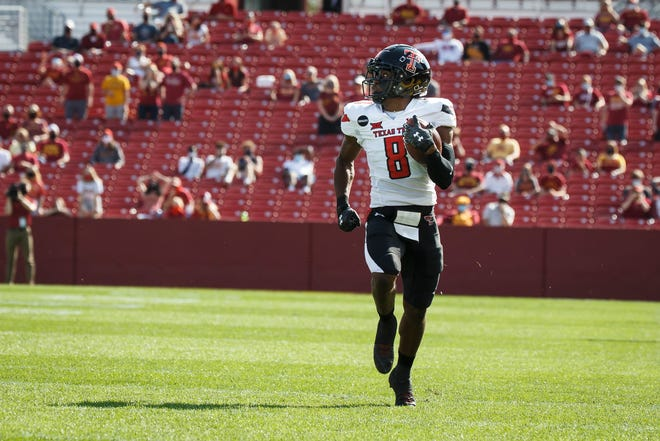 Texas Tech cornerback Zech McPhearson, who shares the conference lead with four interceptions and ranks fifth in passes defended, earned first-team honors on The Associated Press All-Big 12 team released Thursday. The team is selected by a panel of 20 sports writers and sportscasters who regularly cover the conference.