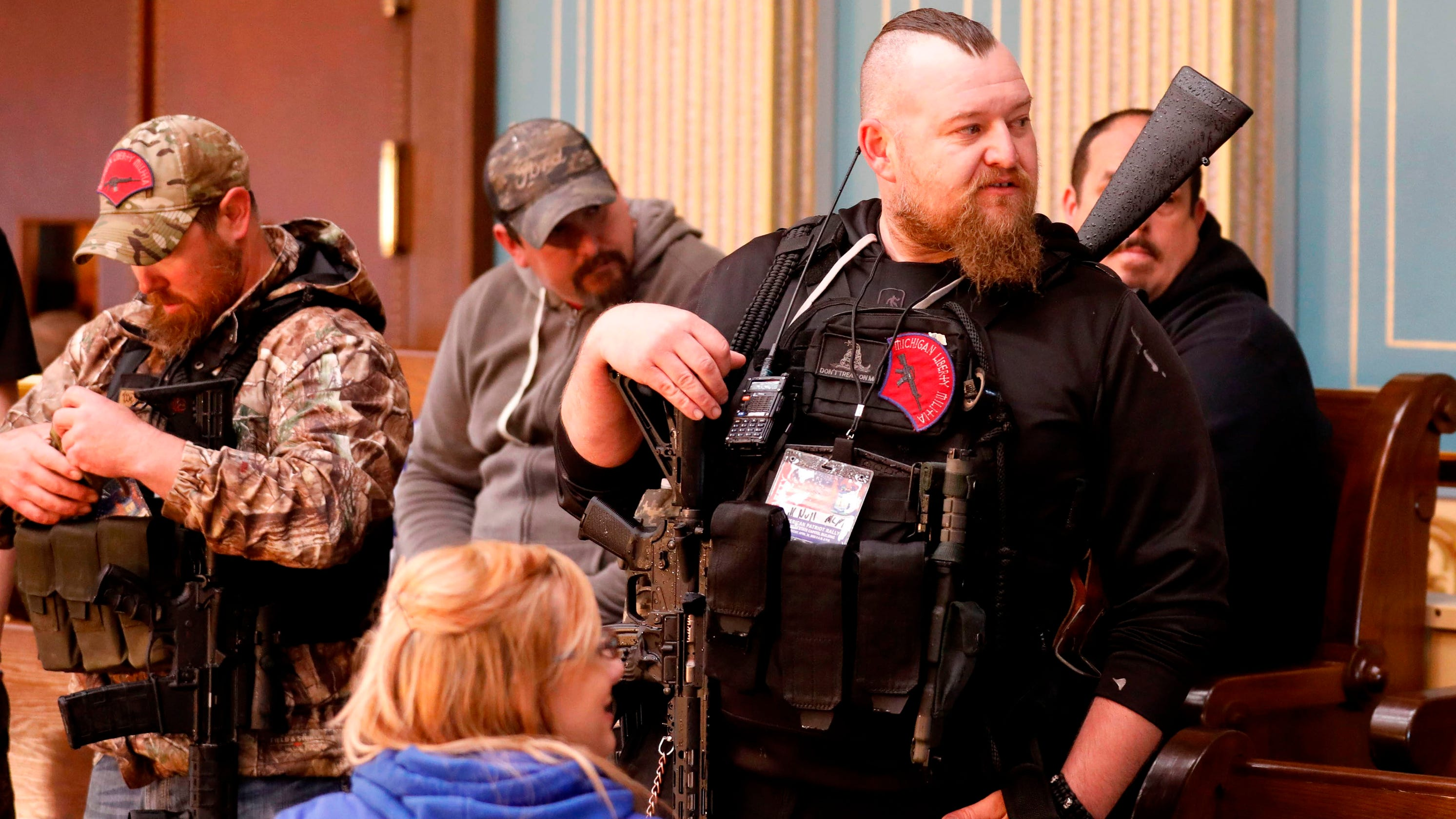 Opinion: Wisconsin should not tolerate illegal private militia groups