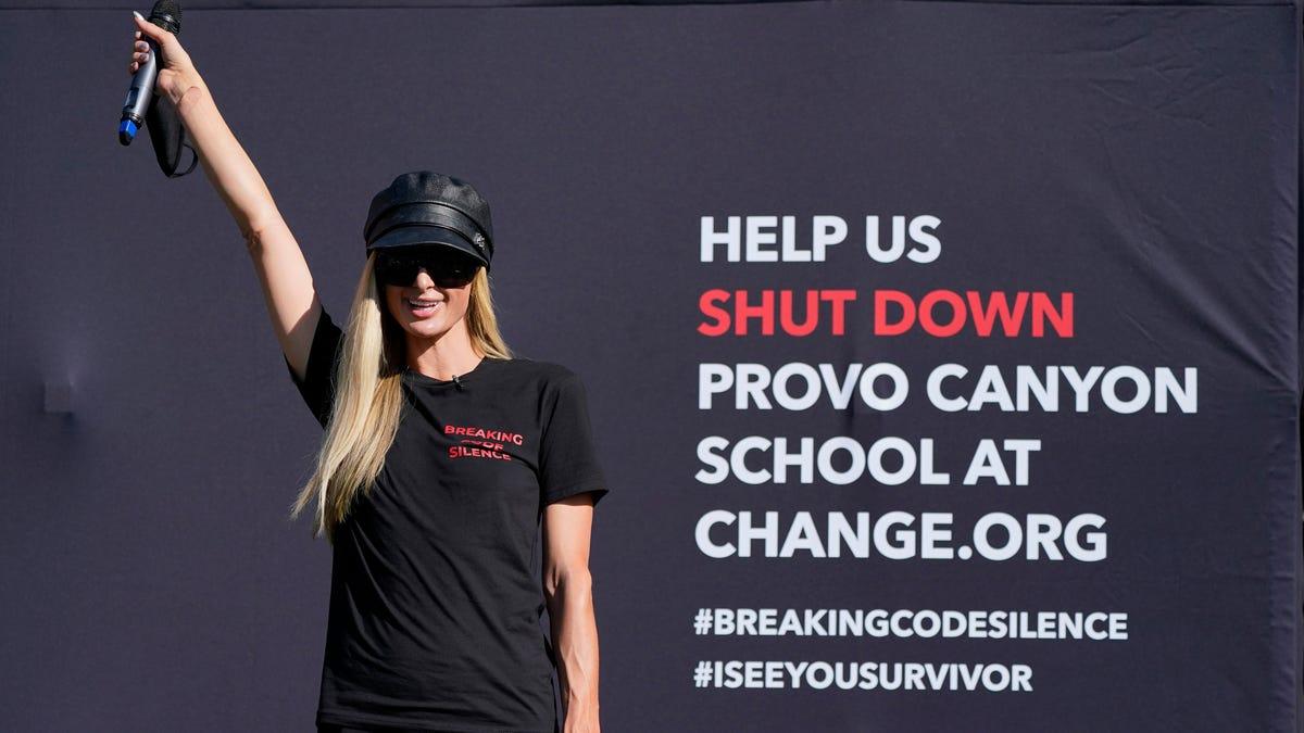 Paris Hilton reveals engagement to entrepreneur Carter Reum 2