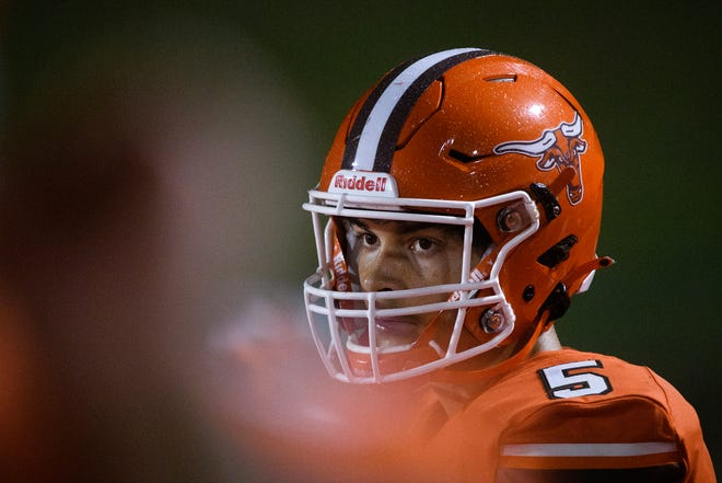 Mauldin standout Jeadyn Lukus has committed to play football at Clemson.