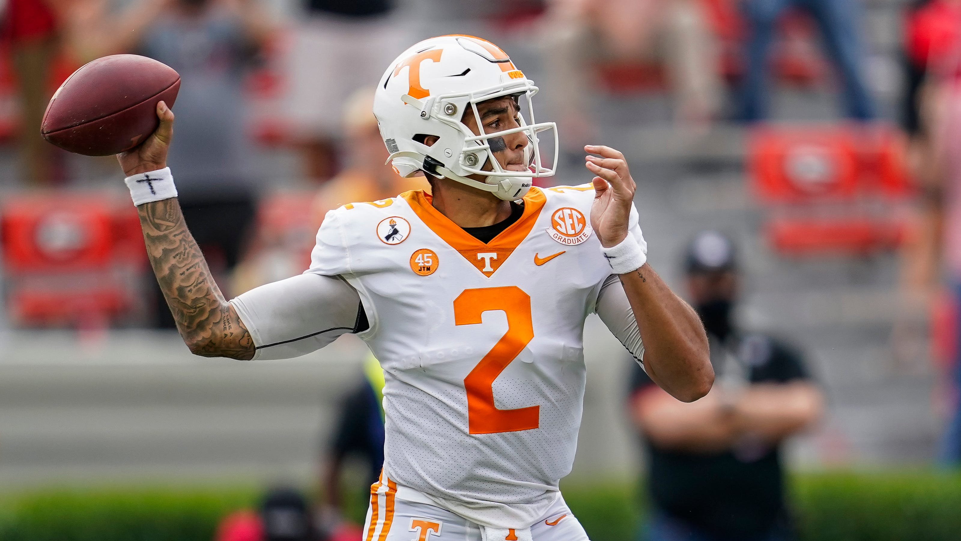 Tennessee Vols football vs Kentucky: Score, game updates