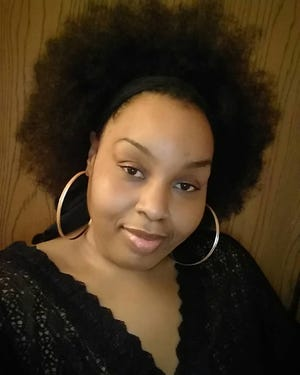 Tiauna Boyd is a Marion resident who has her own food and baking business. She hopes to one day have a food truck and restaurant.