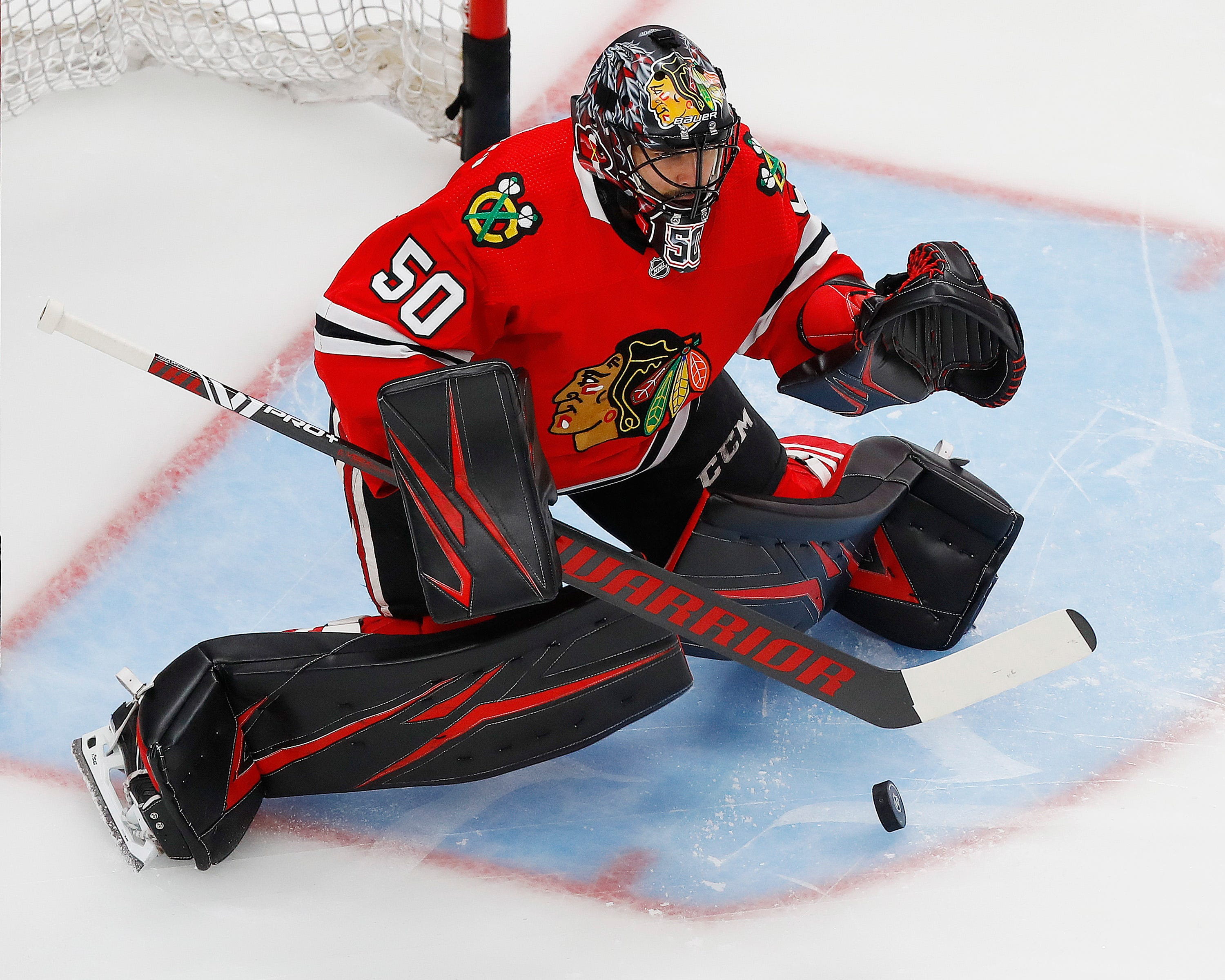 Corey Crawford Devils Goalie Takes Leave Due To Personal Reasons