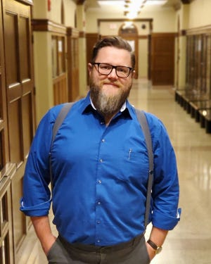 New Mexico State University Department of Chemistry welcomes new professor Chris Baker, who brings with him experience and more than $2.2 million in grants.