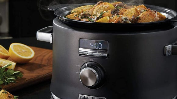 This Calphalon slow cooker is one of the best we've tested.