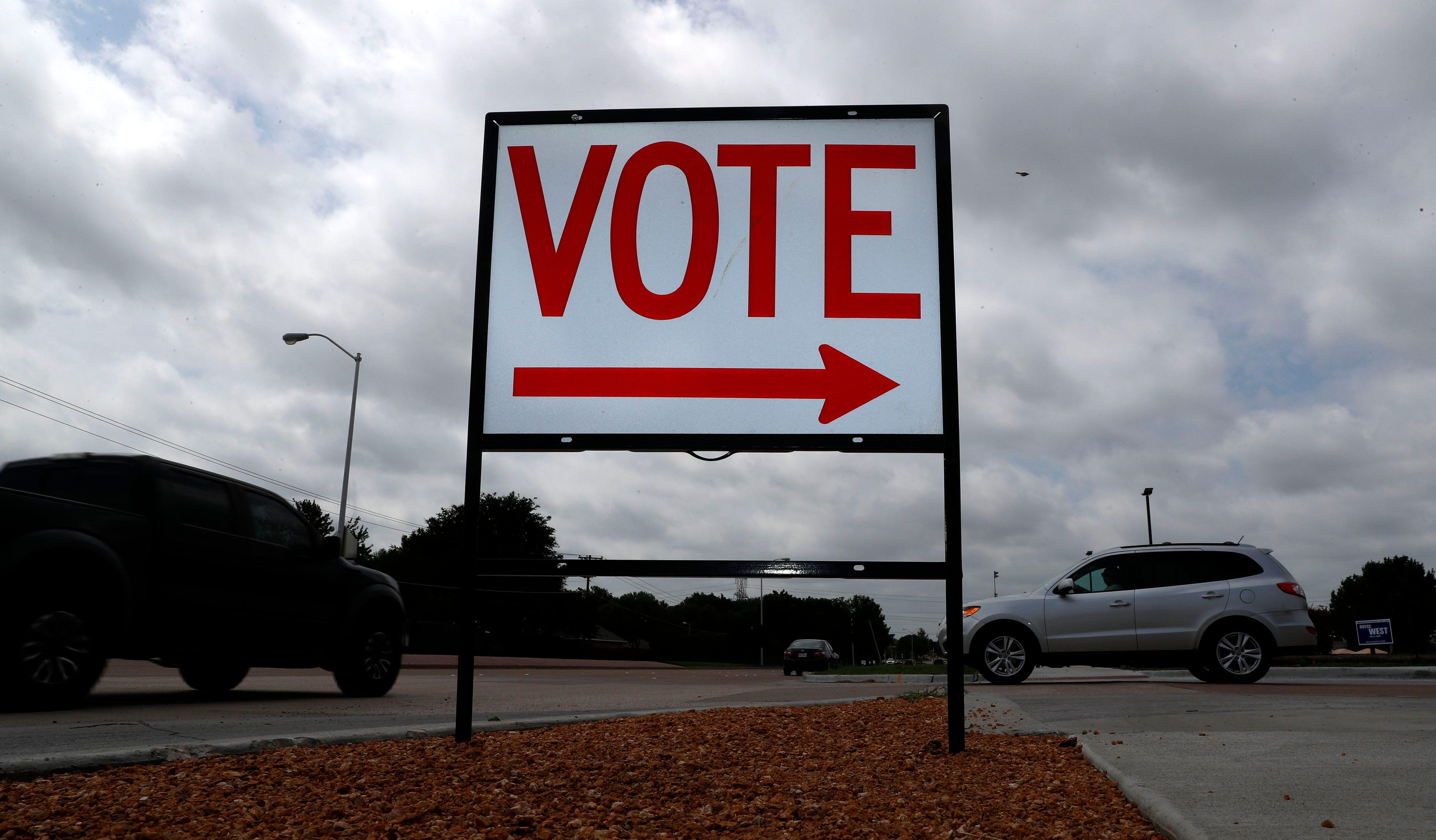 Federal judge blocks order limiting Texas ballot drop-off locations