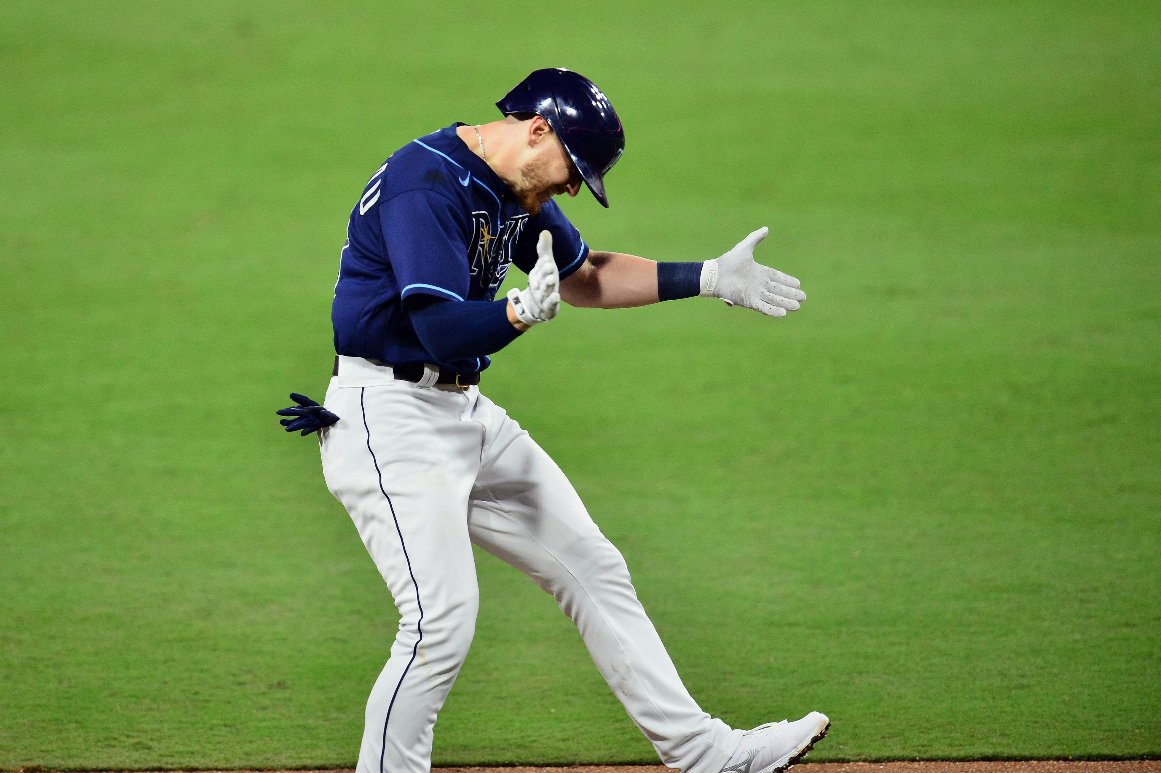 Rays revenge home run knocks off Yankees in winner-take-all Game 5, Tampa Bay returns to ALCS for first time since 2008