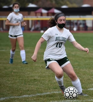 Westmoreland is among the girls soccer teams scheduled to play Tuesday. [MARQUEL SLAUGHTER / OBSERVER-DISPATCH]