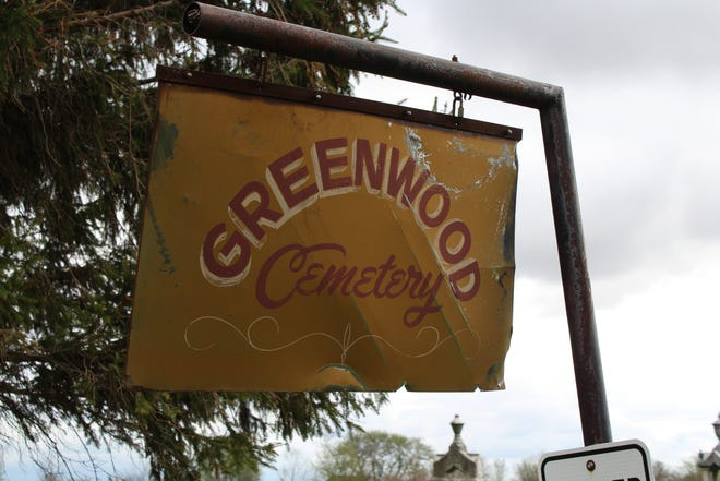 Greenwood Cemetery in Rice Township is one of more than 70 cemeteries in the Sandusky County area.
