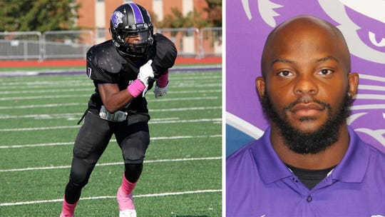 Derwyn Lauderdale played football and coached at Southwest Baptist University in Bolivar.