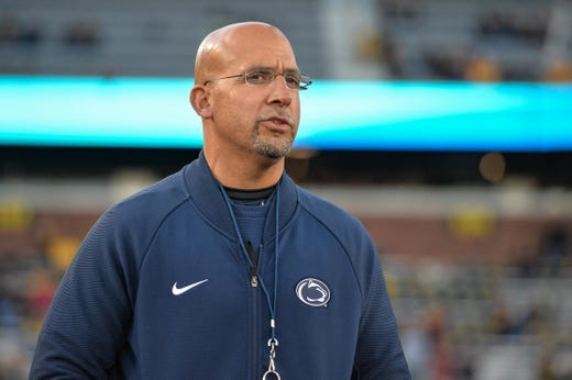 No. 8 James Franklin, Penn State: $ 6,700,000. In February 2019, Penn State unveiled the terms of a new six-year contract that had been set to give him a $750,000 raise over what he previously had been scheduled to make for this season. The school has said Franklin is taking a pay reduction, but it has declined to provide any further details.