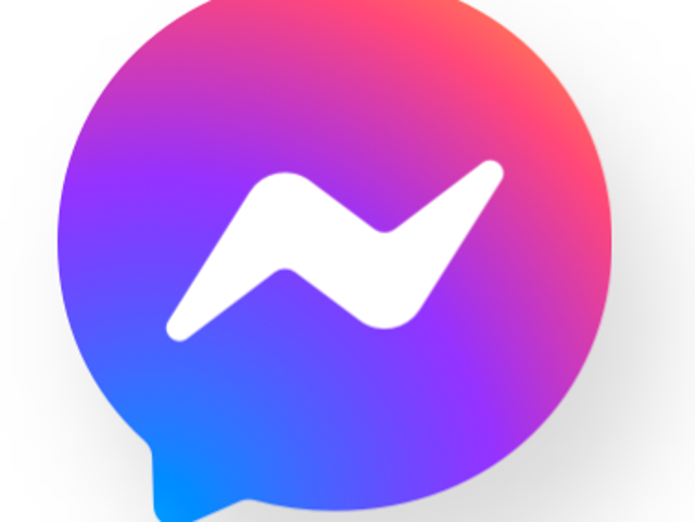 Image result for messenger icon