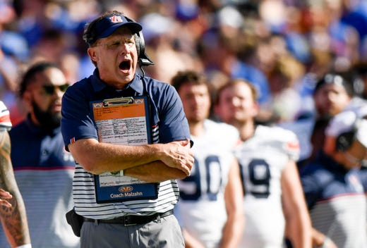 No. 7 Gus Malzahn, Auburn: $ 6,927,589. Malzahn is in the third year of a seven-year contract scheduled to be worth at least $49 million. It includes annual raises of $100,000 and a buyout that will not drop below eight figures until 2023.