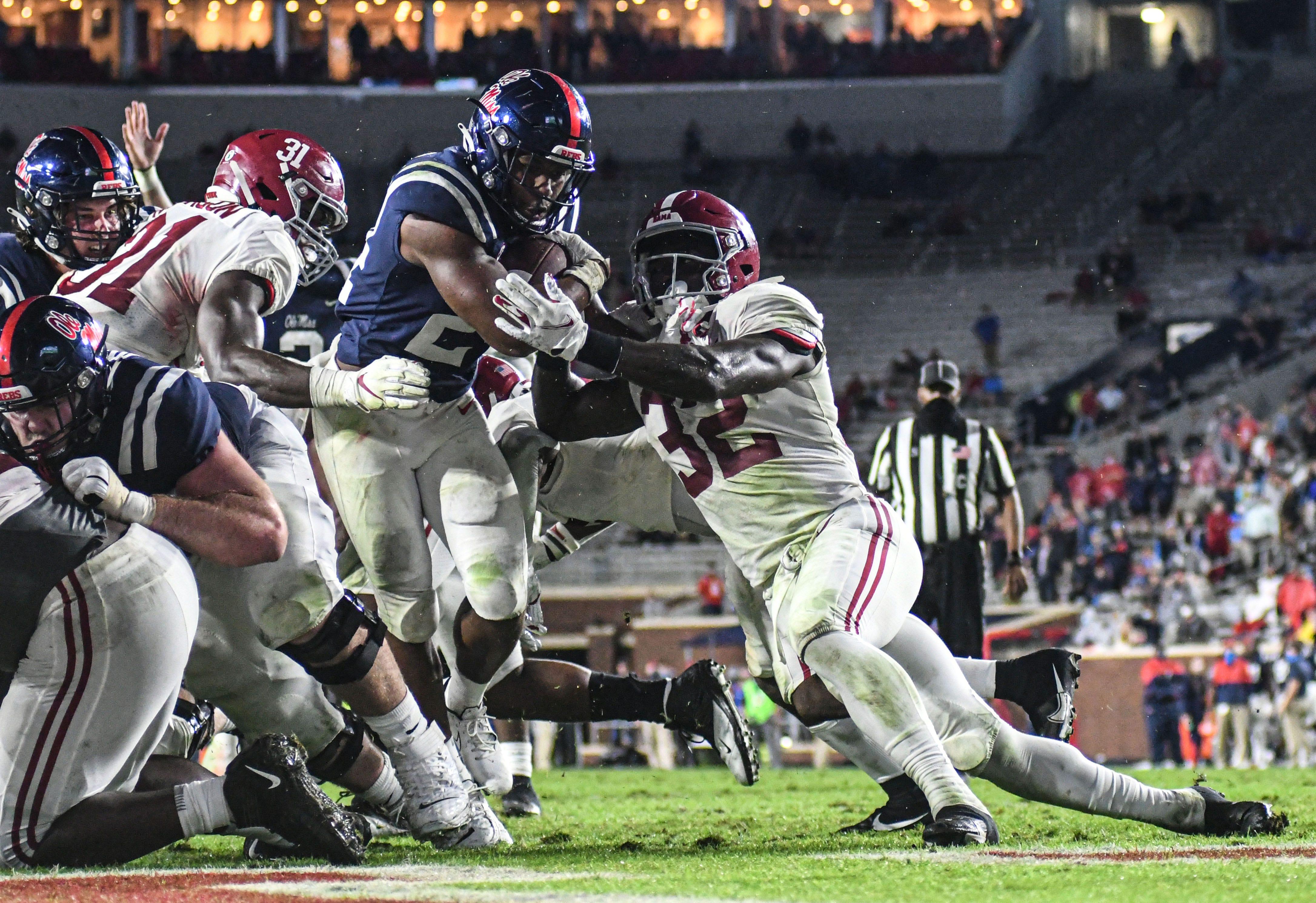 SEC defensive meltdowns headline 10 takeaways from Week 6 in college football