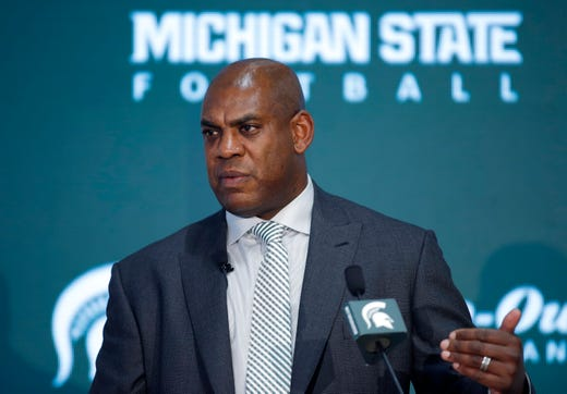 No. 15 Mel Tucker, Michigan State: $ 5,057,250. After a one-year stint at Colorado, Tucker moved to East Lansing this offseason and, in doing so, more than doubled his compensation. His contract also includes a lifelong perk: Even after his coaching tenure ends, Tucker is entitled to receive four football season tickets and one parking pass in the lot adjacent to the stadium for the remainder of his life.
